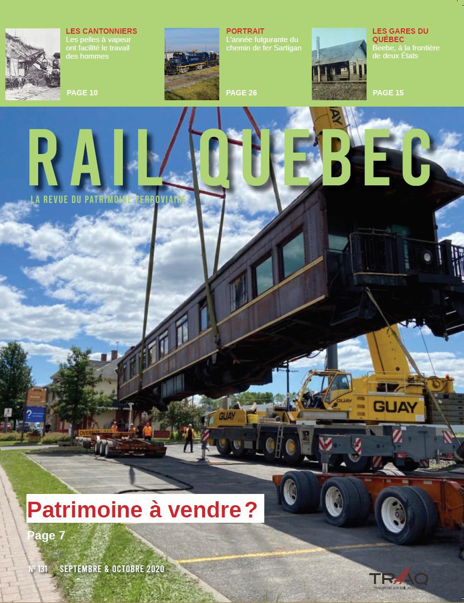Rail Québec