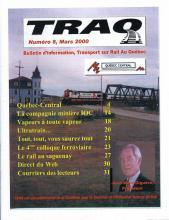 Rail Québec #008 mars/avril 2000