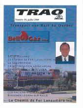 Rail Québec #010 juillet / août 2000