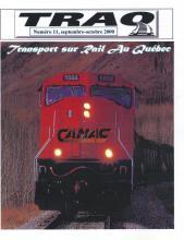 Rail Québec #011 septembre / octobre 2000
