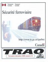 Rail Québec #012 novembre / décembre 2000