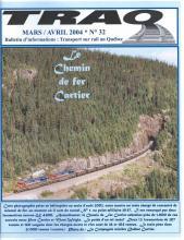 Rail Québec #032 mars/avril 2004