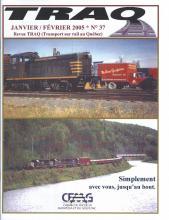 Rail Québec #37 Janvier / Février 2005
