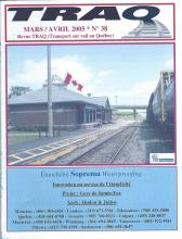 Rail Québec #38 Mars / Avril 2005