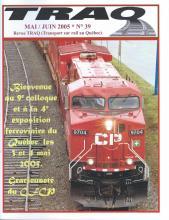 Rail Québec #39 Mai / Juin 2005