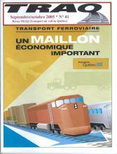 Rail Québec #041- Septembre / Octobre - 2005