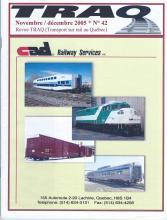 Rail Québec #041 novembre / décembre 2005