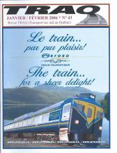 Rail Québec #043 - Janvier / Février - 2006
