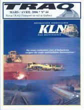 Rail Québec - 044 Mars / Avril - 2006