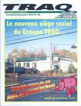 Rail Québec #048- novembre / décembre - 2006
