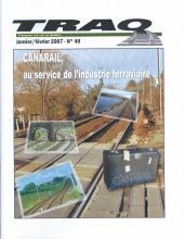 Rail Québec #049 - Janvier / Février - 2007