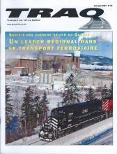 Rail Québec #051 - Mai / Juin - 2007
