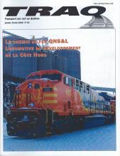 Rail Québec #055 Janvier / Février 2008