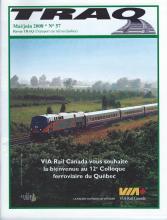 Rail Québec #057 - Mai / Juin - 2008