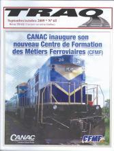 Rail Québec #065 - Septembre / Octobre - 2009