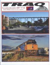 Rail Québec #066 - Novembre / Décembre - 2009