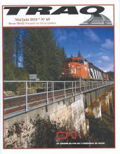 Rail Québec #069 - Mai / Juin - 2010