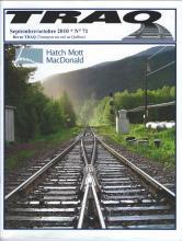 Rail Québec #071 - Septembre / Octobre - 2010