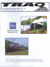 Rail Québec #072 - Novembre / Décembre - 2010