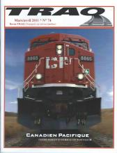 Rail Québec #074 - Mars / Avril - 2011