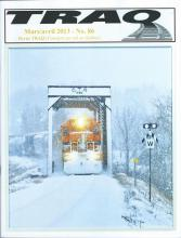 Rail Québec #086 - Mars / Avril - 2013