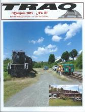 Rail Québec #087 - Mai / Juin - 2013