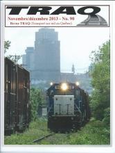 Rail Québec #090 - Novembre / Décembre - 2013