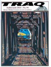 Rail Québec #094 juillet / aout 2014