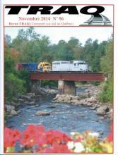 Rail Québec #096 novembre / décembre 2014