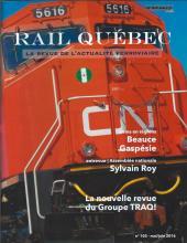 Rail Québec #105 mai/juin 2016