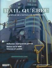 Rail Québec #107 septembre / octobre 2016