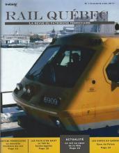 Rail Québec #110 mars / avril 2017
