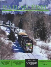 Rail Québec #111 mai / juin 2017