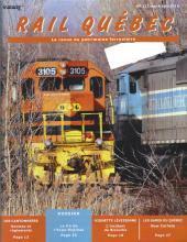 Rail Québec #117 mai/juin 2018