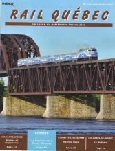 Rail Québec #118 - Juillet / Août - 2018