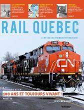 Rail Québec #123 mai/juin 2019