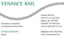Venance Rail